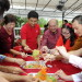 "Annual ""Lo-hei"" session with Minister Tan"